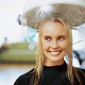 Sauna na włosy