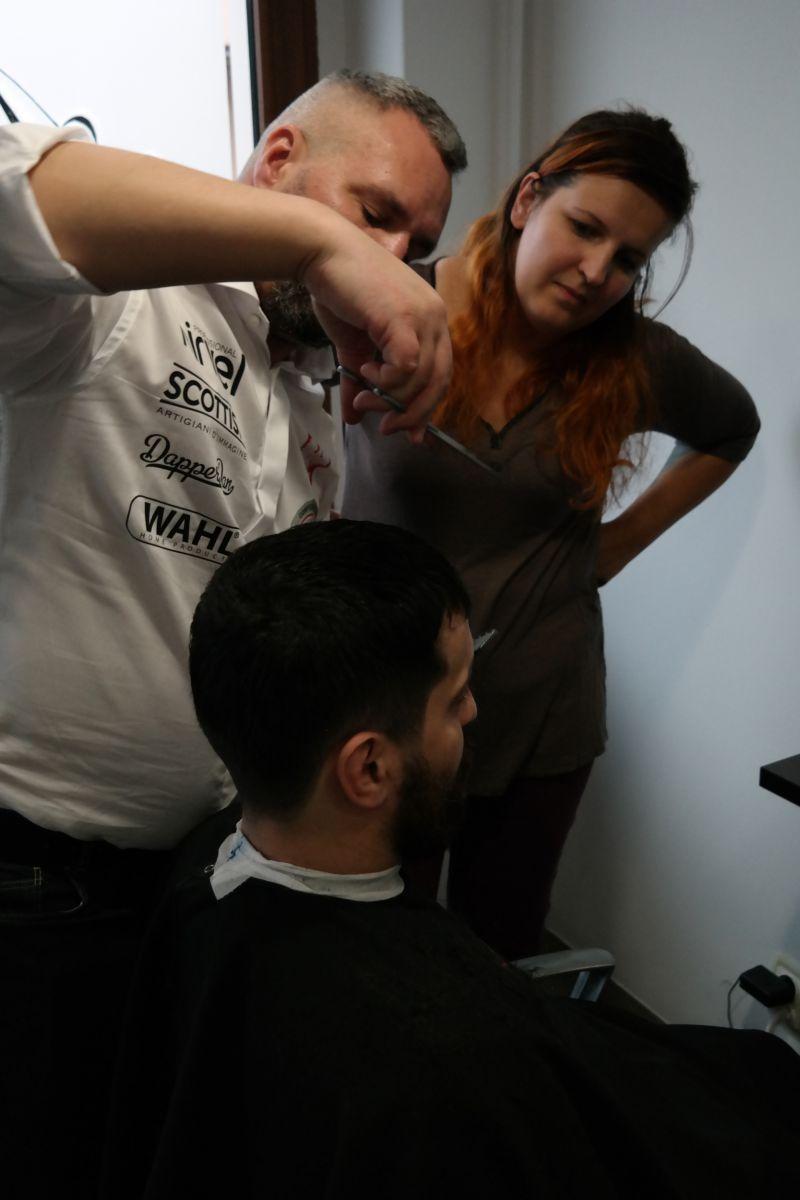 Szkolenie z nowoczesnych technik w strzyżeniu męskim
